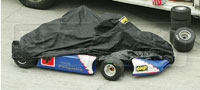 Click for a larger picture of OMP Kart Rain Cover, Nylon