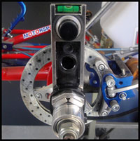 Click for a larger picture of Sniper V2 Inox Laser Alignment System for Karts