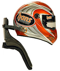 HANS Device with Helmet