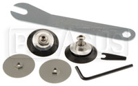 Click for a larger picture of HANS Pivoting Post Anchor Kit, Sport Series (all helmets)