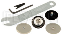 Click for a larger picture of HANS Pivoting Post Anchor Kit, Pro Series (all helmets)