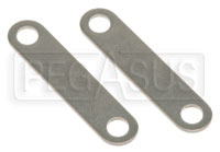 Click for a larger picture of HANS Tether Clamps for Fixed Tethers, pair