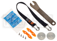 "Click for a larger picture of HANS VA Plus Sliding Tether Kit, Small (17""), PA"