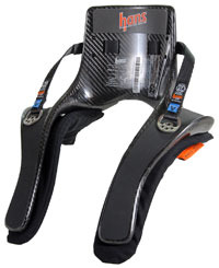 Click for a larger picture of Model 30 HANS Device, Pro Series, Sliding Tethers, LW2