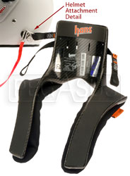 Click for a larger picture of Model 30 HANS Device, Pro Series, Sliding Tethers, QC