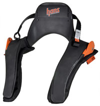 Click for a larger picture of HANS Adjustable Series, Sliding Tethers, QC