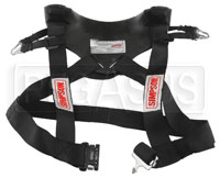 Click for a larger picture of Simpson FIA Hybrid Pro Rage Restraint, Sliding PA Tethers