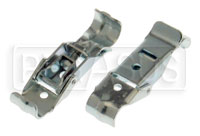 Click for a larger picture of Kart Front Spoiler Coupler with Spring Hook, Pair