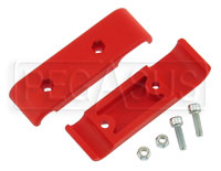 Click for a larger picture of Nylon Flange for Front Kart Bumper