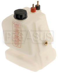 Click for a larger picture of Margay Fuel Tank, Small (3.5 Liter)- CIK Quick Release Style