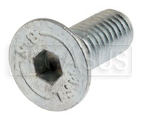 Click for a larger picture of Flat-Head Cap Screw for Torsion Bar Clamp, M8 x 20