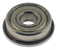Click for a larger picture of Margay 8mm Bore Flanged Spindle Bearing