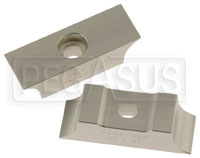Click for a larger picture of Ilmor 32mm Motor Mount Clamps, 92mm Rail Spacing