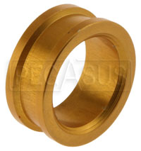 Click for a larger picture of Merlin Aluminum Wheel Spacer for 17mm Spindle
