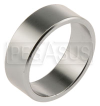 Click for a larger picture of Merlin Aluminum Wheel Spacer for 25mm Spindle