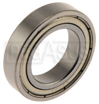 Click for a larger picture of Merlin Front Hub Bearing, 25mm