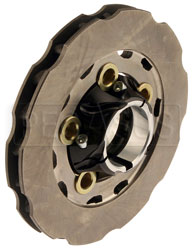 Click for a larger picture of Merlin HP4R 50mm Rear Brake Disc Assembly