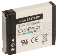 Click for a larger picture of GoPro Hero Cam Li-Ion Battery, HD Hero / Hero2