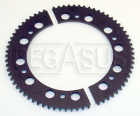 Click for a larger picture of Premier #219 Split Ring Sprocket