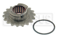 Click for a larger picture of #35 Chain Kart Clutch Drive Sprocket (specify tooth count)