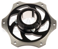 Click for a larger picture of Righetti Ridolfi Aluminum Sprocket Carrier