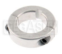 Click for a larger picture of Aluminum Axle Lock Collar, 1.25""