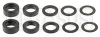 Click for a larger picture of Kart Rear Axle Hub Bushing Kit