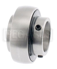"Click for a larger picture of 1.25"" Free Spin Axle Bearing"