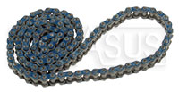 Click for a larger picture of RK 219 Super Endurance Blue O-Ring Chain, 114 Link