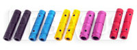 Click for a larger picture of Aluminum Pedal Covers, (American)