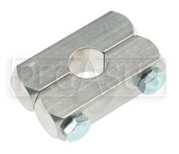 """Click for a larger picture of Body Clamp/ Weight Bracket, (short) .75"""" diameter"""