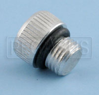 Click for a larger picture of Billet MCP Master Cylinder Cap with O-Ring