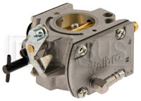 Click for a larger picture of Walbro WB-3A Carburetor Assembly