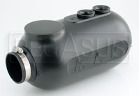 Click for a larger picture of RLV Enviro-Safe Intake Silencer - 2 Hole/Straight Inlet