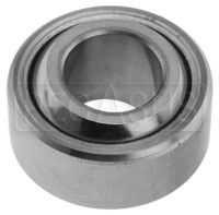 Click for a larger picture of Aurora Spherical Bearing, Alloy Steel Race, PTFE lined