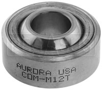 Click for a larger picture of COM Series Metric PTFE Lined Spherical Bearings