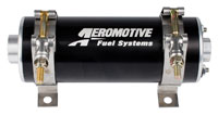 Click for a larger picture of Aeromotive A750 Fuel Pump, 100 GPH / 70 psi, Black