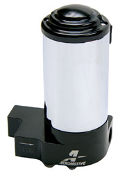 Click for a larger picture of Aeromotive HO Fuel Pump, 7 psi, 90 GPH, 3/8 NPT