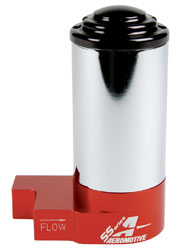 Click for a larger picture of Aeromotive Street/Strip Fuel Pump, 14 psi, 140 GPH, -8 ORB