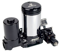 Click for a larger picture of Aeromotive A3000 Modular Fuel Pump Kit w/Filter, Regulator