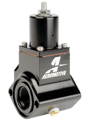 Click for a larger picture of Aeromotive A3000 Modular Line-Pressure Regulator Only
