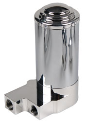 Click for a larger picture of Aeromotive Platinum Fuel Pump, 14 psi, 140 GPH, 3/8 NPT