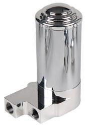 Click for a larger picture of Aeromotive Platinum Fuel Pump, 7 psi, 90 GPH, 3/8 NPT