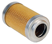 Click for a larger picture of Aeromotive In-Line Fuel Filter Element, 10 Micron Cellulose