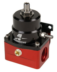 Click for a larger picture of Aeromotive A1000 Bypass EFI Regulator, 40-75 psi, 2x -10 ORB