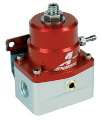 Click for a larger picture of Aeromotive A1000 Bypass EFI Regulator, 40-75 psi, 2x -6 ORB