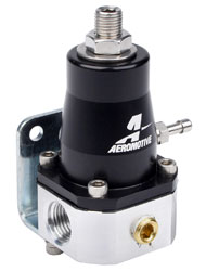 Click for a larger picture of Aeromotive Bypass EFI Regulator, 30-70 psi, 3x -6 ORB