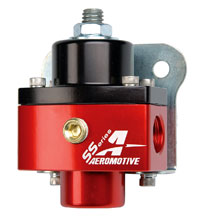 Click for a larger picture of Aeromotive SS Dead-Head Regulator, 5 to 12 psi, 2x -6 ORB