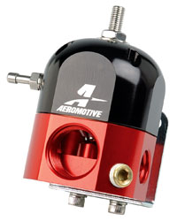 Click for a larger picture of Aeromotive A1000 Bypass Regulator, 3 - 12 psi, 2x -6 ORB