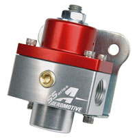 Click for a larger picture of Aeromotive SS Dead-Head Regulator, 5 to 12 psi, 3/8 NPT